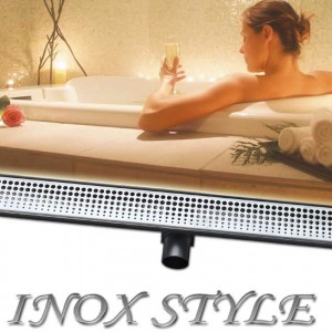 Inox Style Ablauf Duschrinne 5 - NEW