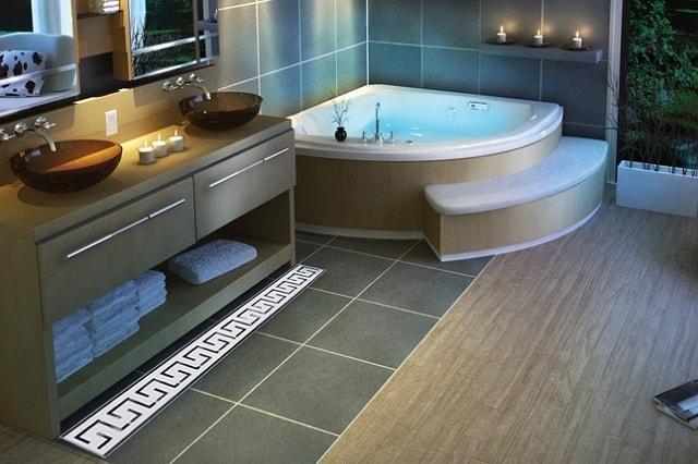 classic duschrinne bodenablauf aus edelstahl maze mc01 online shop bad und k che. Black Bedroom Furniture Sets. Home Design Ideas