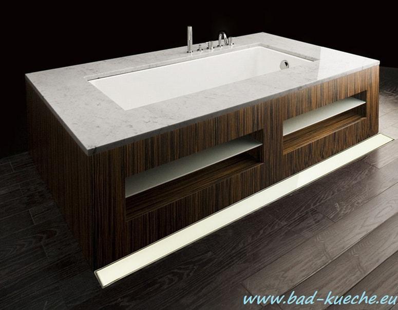 luxus duschrinne bodenablauf aus edelstahl white glas wgl07 online shop bad und k che. Black Bedroom Furniture Sets. Home Design Ideas
