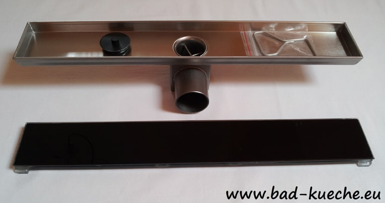 ablaufrinne dusche extra flach ihr ideales zuhause stil. Black Bedroom Furniture Sets. Home Design Ideas