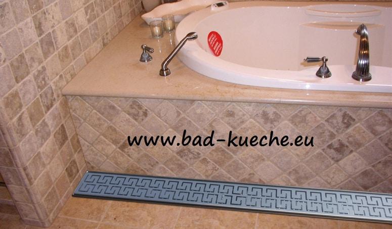 wandablauf dusche flach luxus duschrinne bodenablauf flach double - Wandablauf Dusche Flach