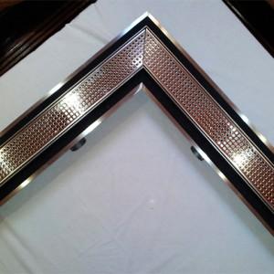 luxus eckige duschrinne aus edelstahl corner col15. Black Bedroom Furniture Sets. Home Design Ideas